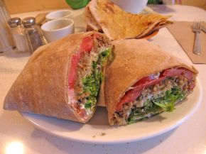Wikimedia Commons: Vegan Sandwich