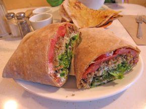 Wikimedia Commons: Vegan Sandwich